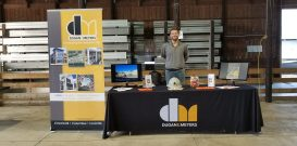 Construction Career Days - booth