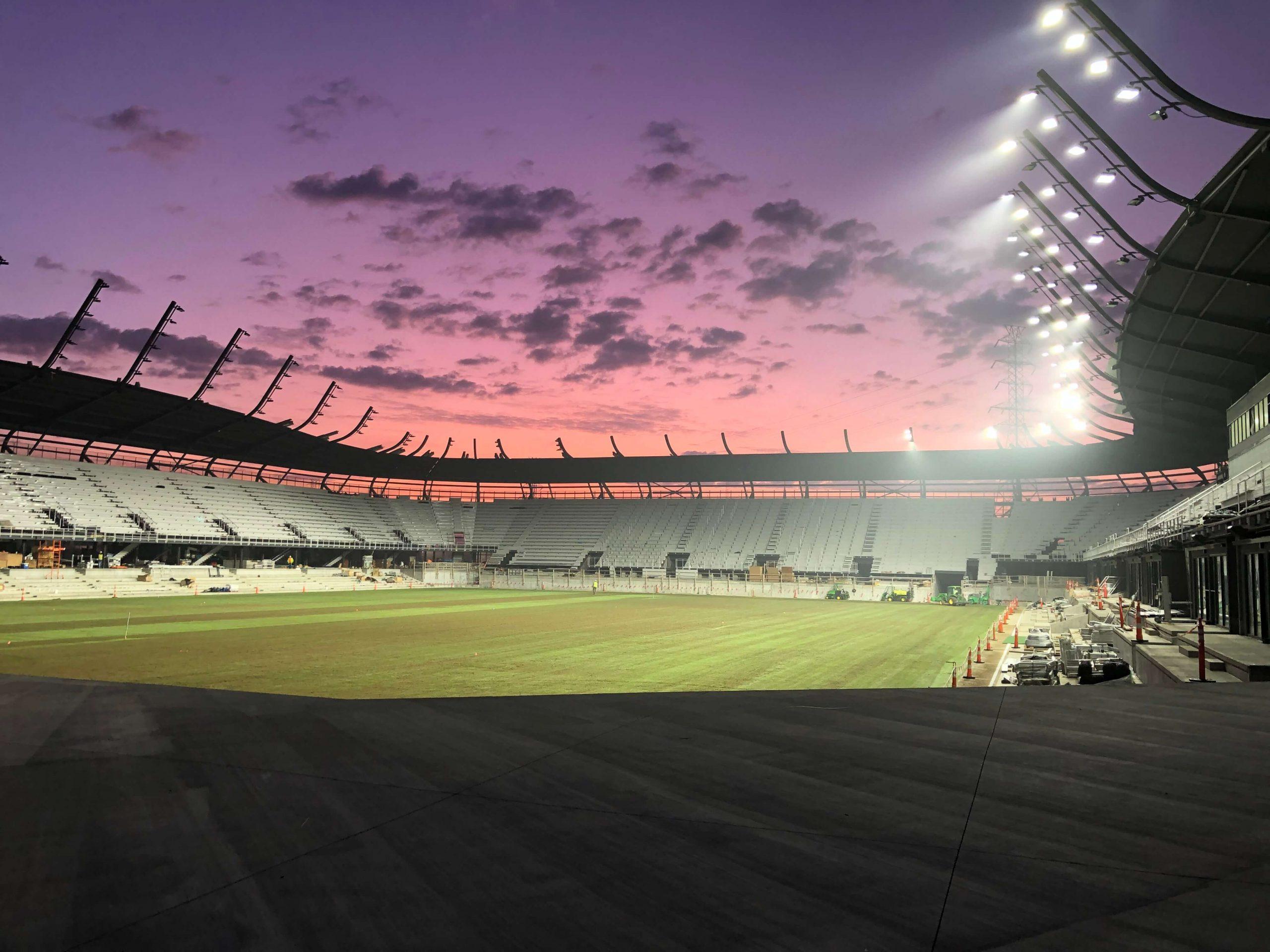 Louisville FC Stadium