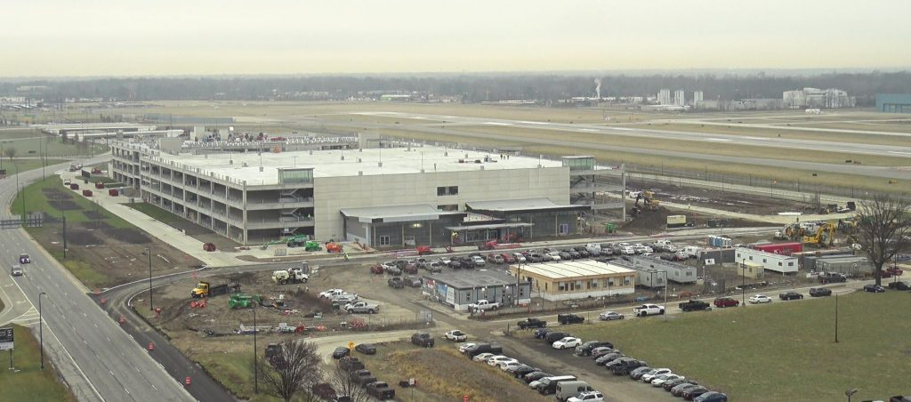 Columbus CONRAC (Consolidated Rental Car Facility) Project